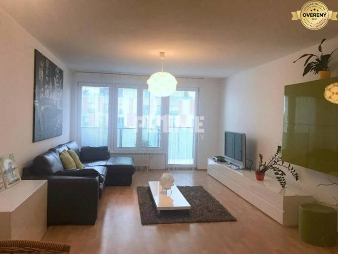 Reality Pekný 2i byt, novostavba Domino, parking, Trnavská cesta, Ružinov