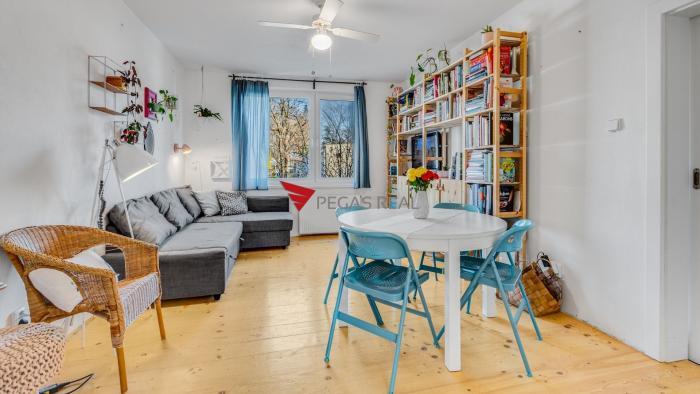 Reality Charizmatický 3-izbový byt v tichej časti Ružinova