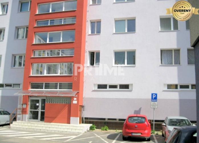 Reality Pekný 3i byt, 3 X NEPRIECH.IZBA, Budišínska ulica, Nové Mesto