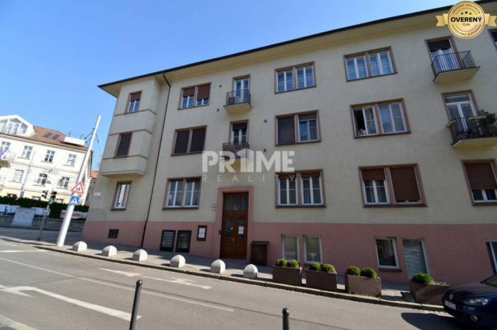 Reality Luxusný 3i byt, rekonštrukcia, hist.centrum, Kozia ulica, Staré Mesto