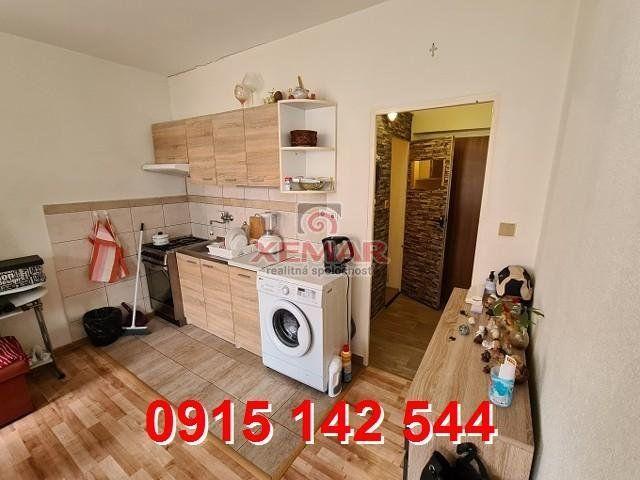 Reality Na predaj 1 izb byt v Lučenci- exkluzívne