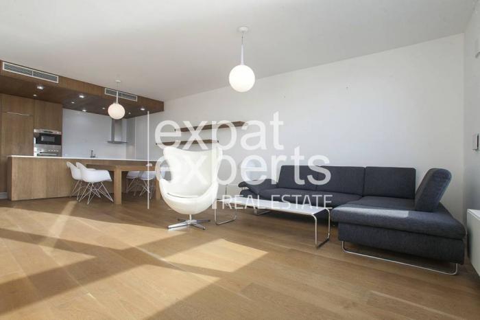 Reality Nadštandardný 3i byt, 101 m2, zariadený, River Park