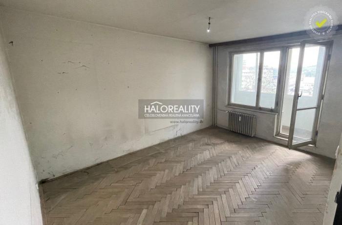Reality Predaj, jednoizbový byt Žilina, Klemensova - EXKLUZÍVNE HALO REALITY