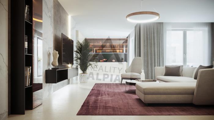 Reality 4-izbový byt byt, Martin, Košúty I.