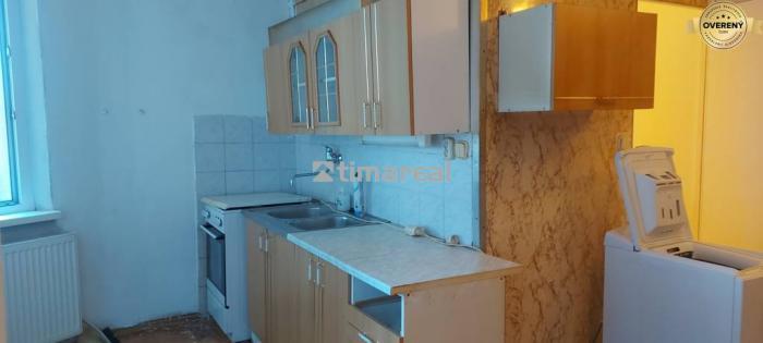 Reality TIMA Real ponúka 1 izb. byt Hospodárska ul.