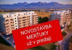 Reality Novostavba 2-izbový byt Poprad-Nový Juh Bytový dom Merťuky