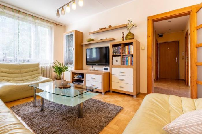 Reality Na predaj 3-izbový byt na Muškátovej ulici v KE