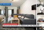 Reality 3 izbový prerobený byt, Nitrianska, Zlaté Moravce + 3D