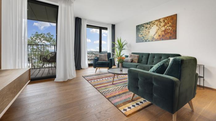Reality Krásny byt v lukratívnom prostredí