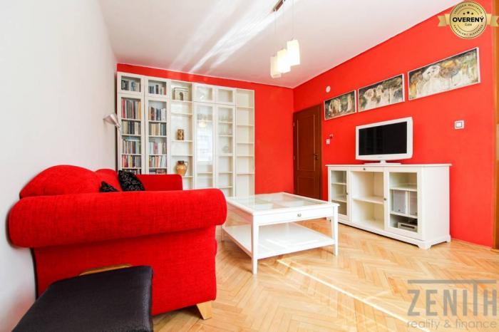 Reality Slnečný 2-izbový byt, prenájom, Košice-Staré Mesto