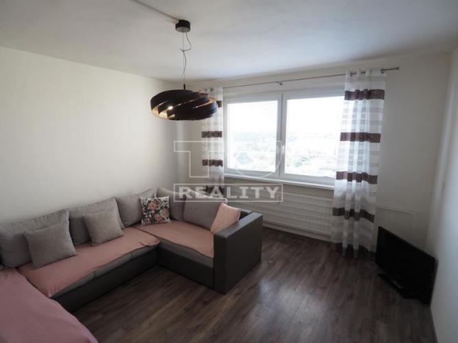 Reality EXKLUZÍVNE na predaj 3i BYT s krásnymi výhľadmi, ulica Na Hôrke v NITRE o výmere 62 m2.