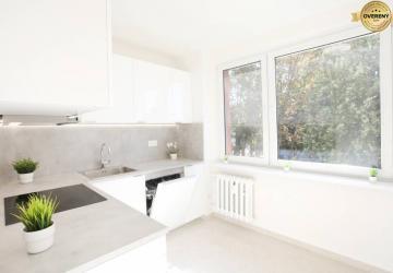 Reality 3 izbový byt pri Retre – nová rekonštrukcia