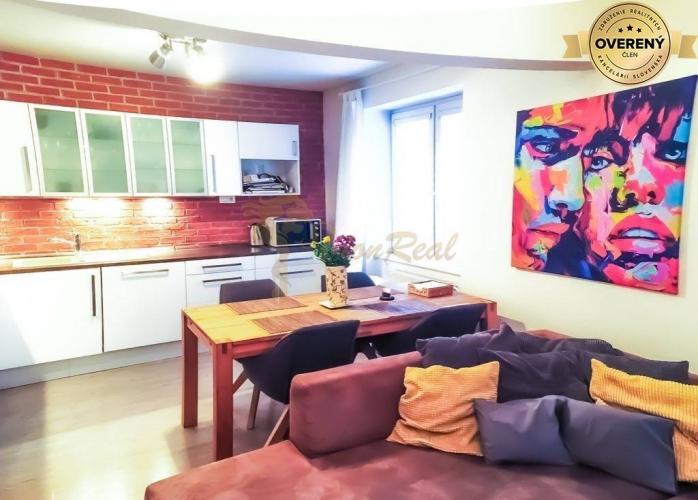 Reality 2-izb. byt, Záhrebská, Staré Mesto, tehlový dom