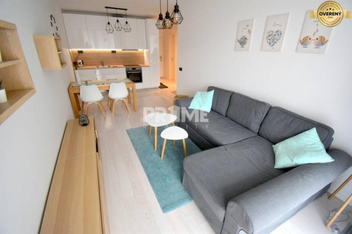 Reality Pekný 2i byt, novostavba, PARKING, NIDO, BALKÓN, Tomášiková ulica