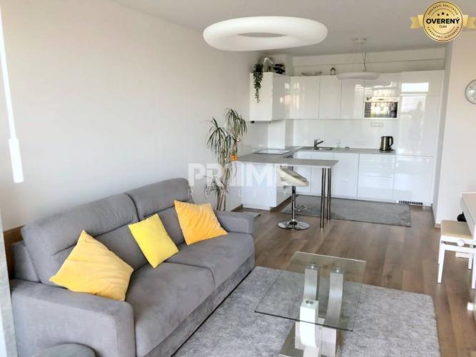 Reality Slnečný 1i byt, NOVOSTAVBA, BALKÓN, KLÍMA, PARKING, Petržalka City II