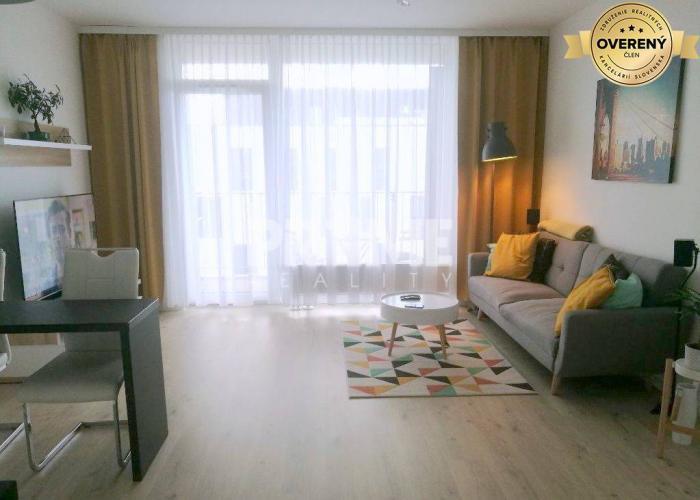 Reality Pekný 2i byt, NOVOSTAVBA, PARKING, BALKÓN, Ahoj Park, Sliačska ulica