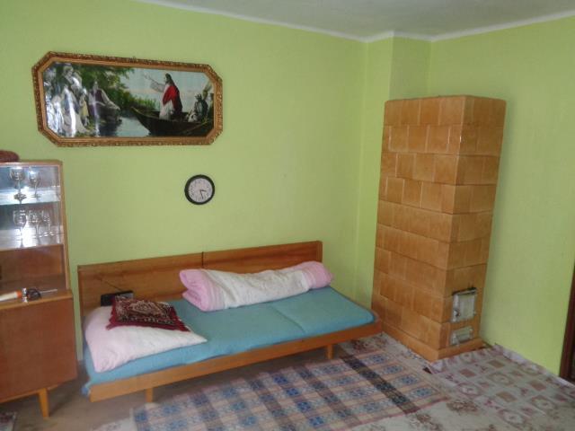 Reality Rodinný dom - chalupa - Žakarovce