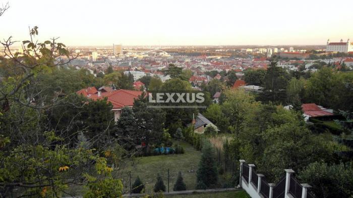 Reality LEXXUS-PREDAJ, slnečný rodinný dom, Mudroňova, BA I