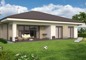 Reality Apartim s.r.o predá novostavby 4i bungalovov v Moste p/B časť Studené
