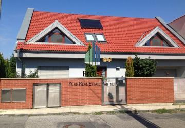 Reality BA II Ružinov Orechový rad prenájom exkluzívneho 5 izbového rodinného domu 503,55 m2 s dvoj ga