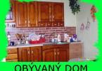 Reality BVT Real: Na predaj 3 izb rodinný dom v Hlohovci, m.č. Šulekovo, čiastočná rekonštrukcia, tic