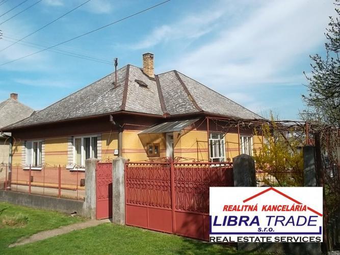 Reality Rodinný dom v Kameníne!!! REZERVOVANE fe5247ca23a