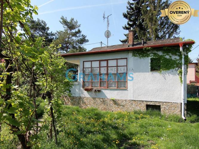 Reality GRAHAMS - PRENÁJOM, rodinný dom, s krásnou záhradou, Rusovce