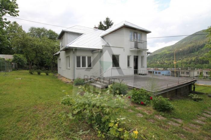 Reality 5-izbový dom dom, Ružomberok, Ružomberok, Obvodová cesta