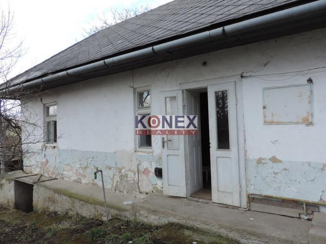 Reality Rovný rodinný dom, 30 á – Čeľovce, 10 km od Trebišova