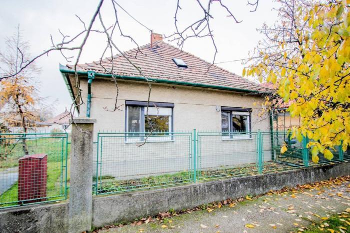 Reality REZERVOVANÉ! Rodinný dom na predaj, obec Mierovo
