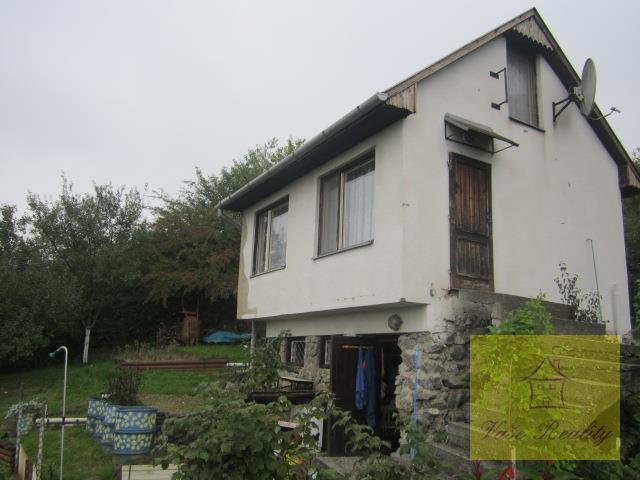 Reality Chalupa, Sady n. Torysou, ob. plocha 80 m2, záhrada 552 m2