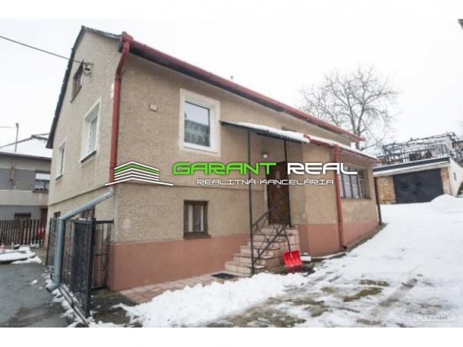 Reality GARANT REAL - na predaj 3-podlažný rodinný dom v Prešove, časť. Dúbrava, pozemok 800 m2