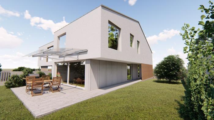Reality 5 izb.dom Stupava, Viničná ul. – luxusná novostavba blízko centra !!!