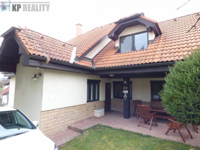 Reality Pekný rodinný dom v tichom prostredí, Lazany