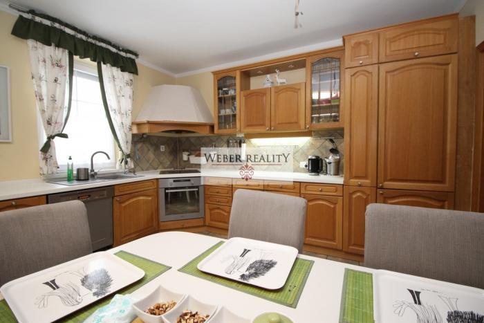 Reality WEBER REALITY 5-izb.RD Vajnory (ul. Kataríny Brúderovej), 2-garáž, 6,7á