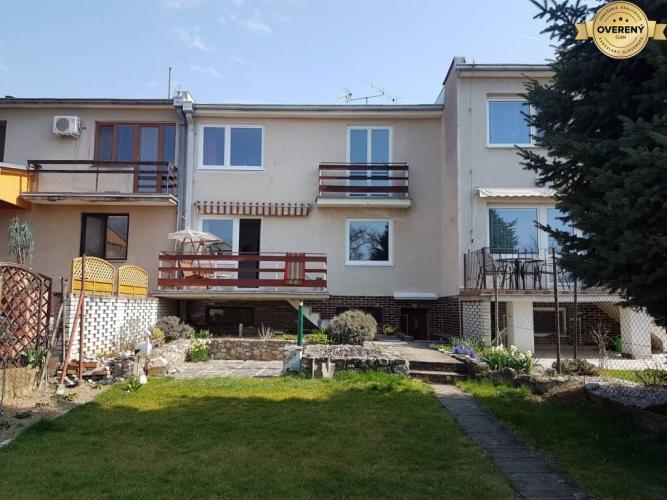 Reality PRENÁJOM - Rodinný dom 4-6 osôb - Nitra
