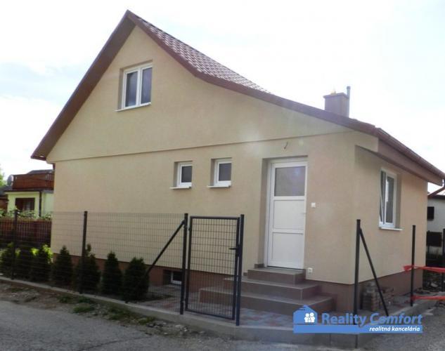 Reality NA PRENÁJOM, rodinný dom, novostavba, Kubrá, Trenčín