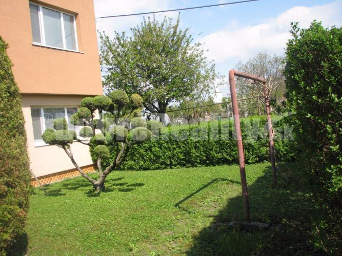 Reality Exkluzívne iba u nás predaj domu v obci Hrušovany