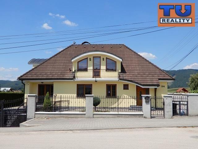 Reality EXKLUZÍVNE!!! Rodinný dom, Žilina - Konská (2133m2) s bazénom, saunou a 2x garáž, CENA: 384 9