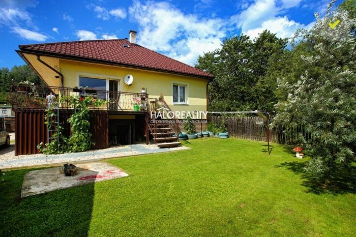 Reality Predaj, rodinný dom Pohronská Polhora, okr. Brezno