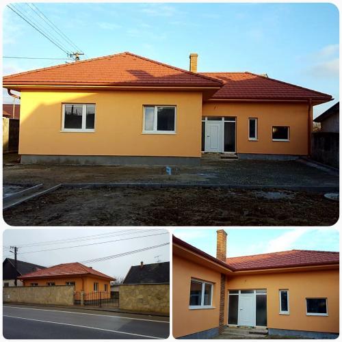 Reality Rekonštruovaný rodinný dom (pred dokončením) v Čečejovciach