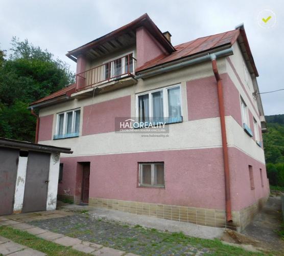 Reality Predaj, rodinný dom Banská Štiavnica