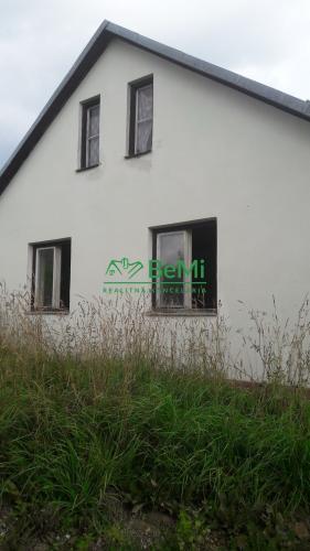 Reality Predaj:Menší rodinný dom vo Svrčinovci(378-12-JAS)