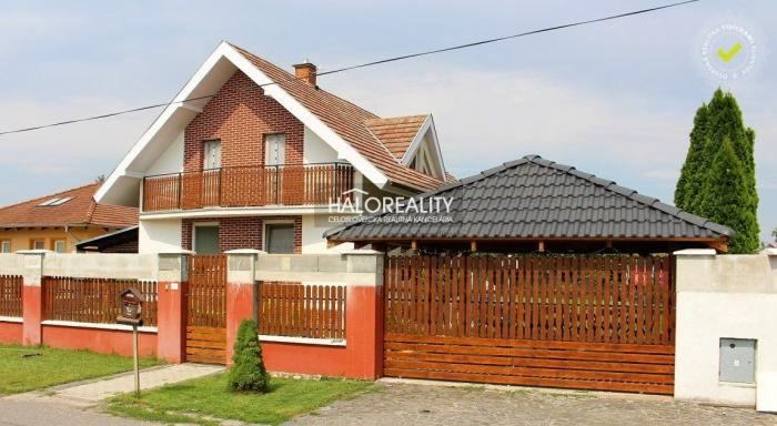 Reality Predaj, rodinný dom Bellova Ves, okr. Dunajská Streda