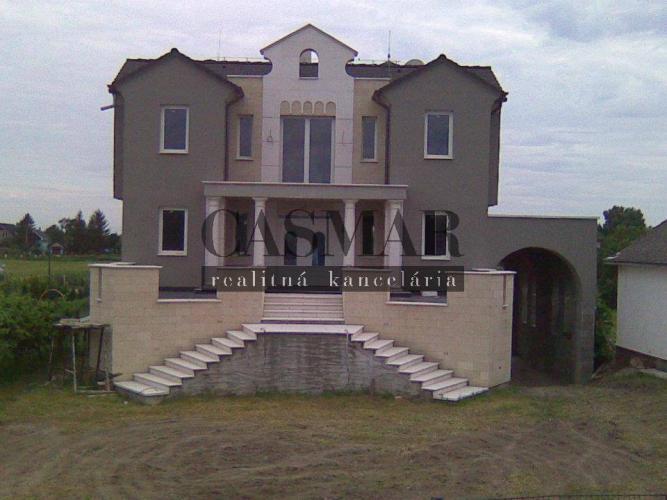 Reality Predaj, rodinná vila, rekreačná oblasť