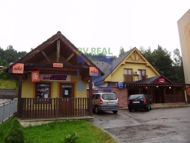 Reality BV REAL Na predaj rodinný dom aj s prevádzkami, 543 m2, Handlová, okres Prievidza, 78051