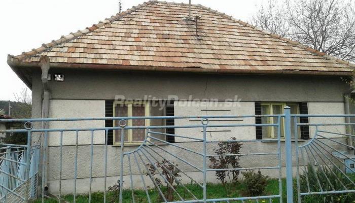Reality NA PREDAJ rodinný dom vhodný na podnikanie, Nitra, časť Horné Krškany