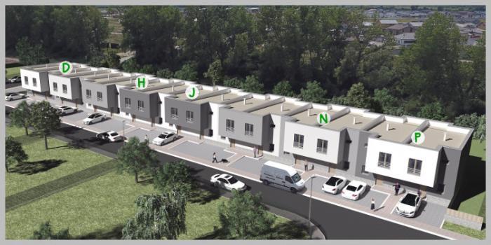 Reality Skolaudované 4 izb. radové rodinné domy v lokalite Zátišie