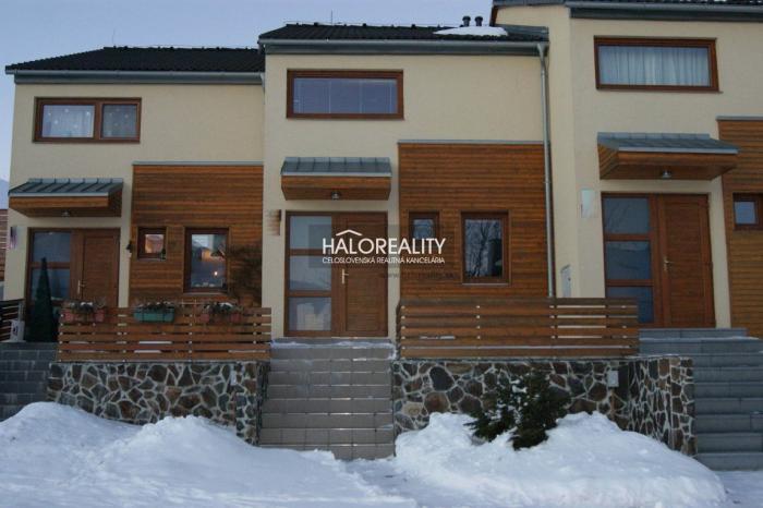 Reality REZERVOVANÉ Predaj, rodinný dom Tatranská štrba, Poprad