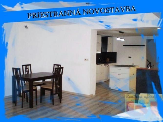 Reality BVT Real: Na predaj samostatne stojaci rodinný dom - 8 ročná novostavba - v tichej ul. v obci Pat